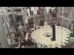 tovární cena vysokorychlostní automatické uzavírací zařízení pro víčko rotační láhve