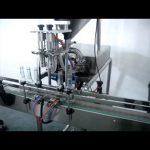 automatická dvojitá hlava tekuté ruční mytí plnicí stroj na prodej
