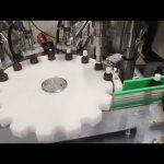 malý stroj na plnění lahví