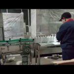 ruční mýdlo gel alkoholu plnění plnicí linka stroj