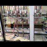 automatický stroj na plnění motorového oleje