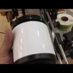 pet sklenice hliníková plechovka a láhev nálepka stroj na označování