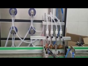 auto 10ml 30ml 60ml 100ml láhev kosmetický stroj na plnění tekutin