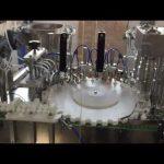 vysoce přesný rotační uzavírací stroj v potravinářském, omáčkovém a kosmetickém průmyslu