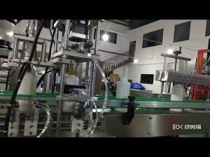 stroj na plnění tekutých aminokyselin hnojivem