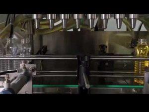automatický olej na vaření, stroj na plnění oleje z palmového oleje