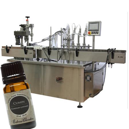 Automatický plnící stroj na sirup