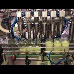 hot prodej automatické rostlinné jedlé oleje plnící stroj