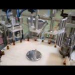 automatický e tekutý 10ml láhev plnění plnicí uzavírací stroj