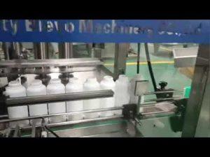 plnící stroj na prací prášek, výrobní linka na prací prostředky