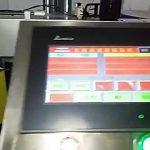 automatický počítačový etiketovací stroj rolka nálepka plastový sáček etiketovací stroj