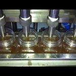 továrna přímý prodej plně automatický stroj na plnění lahví tekutého pracího prostředku