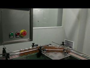 automatický ovocný džem láhev jar těstoviny omáčka mytí náplň capping etiketovací stroj