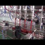 automat na plnění lahví z palmového oleje