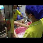 Šampon pro 4 trysky, saponát, tekuté mýdlo, stroj na plnění a uzavírání olivového oleje