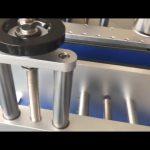 oboustranný štítek vařící nálepka automatický kulatý láhev etiketovací stroj
