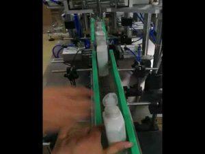 čerpadlo cap alkohol gel láhev capper capping machine