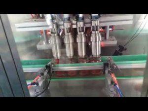 automatická rajčatová omáčka, chilli omáčka, jogurt, výrobce plnicího stroje s marmeládou