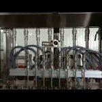 továrna přímý prodej lineární píst kapalná omáčka koření láhev plnění uzavírací stroj