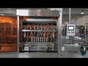 plně automatický plnící stroj servo