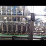 automatický skleněný med sklenice jogurt plnící těsnící stroj
