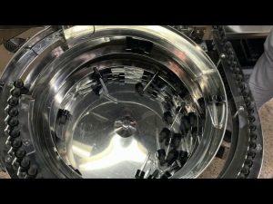 mechanický ruční typ cbd láhve plnění a uzavírání stroj