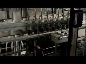 stroj na plnění lahví olivového oleje, stroj na plnění oleje s lineárním pístem