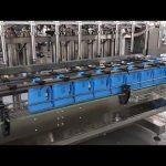 automatický ruční sanitizer tekuté mýdlo plnící stroj píst láhev plnící stroj