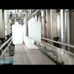 Plně automatický stroj na plnění mazacích olejů s uzávěrem