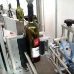 vysokorychlostní stroj na etiketování oboustranných a kulatých lahví