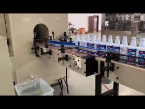 plnící stroj proti korozi kyselina chlorovodíková pp pvc plast