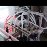 Plná automatická láhev na nehty láhev cbd konopí olej plnící stroj na prodej