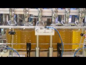 palmový olej, sojový olej, stroj na plnění oleje na vaření