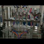 automatická plnící stroj na dezinfekci alkoholu