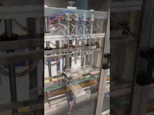 automat na plnění parfémů, stroj na plnění tekutin s cenou