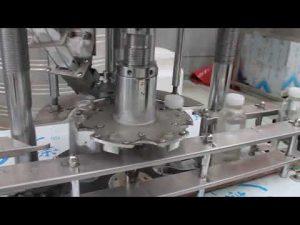 automatický jednohlavý plastový rotační uzávěr