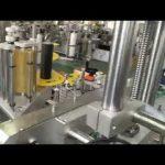 samolepicí etiketovací stroj na plastové a skleněné láhve