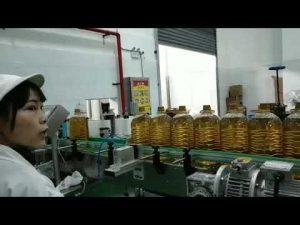 mazací mobil motor hydraulické auto čerpadlo olej láhev plnění výrobní linka stroj
