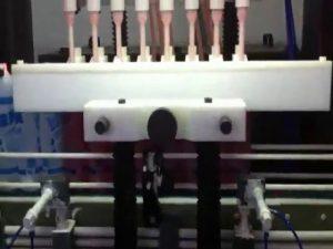 antikorozní plastová láhev toaletní čisticí prostředek na bělení kyselin