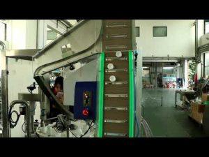 automatická lékařská dezinfekční kapalina, pasta, stroj na plnění medu